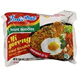 Indomie FRIED NOODLES 100% HALAL Mi Goreng (Pack of 30) by IndoMie
