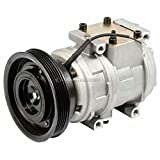 Brand New Premium Quality AC Compressor & A/C Clutch For Camry Celica And Solara - BuyAutoParts 60-01375NA New