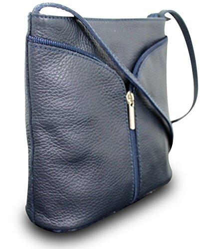 My-Musthave, Borsa a tracolla donna Blu blu scuro Medio