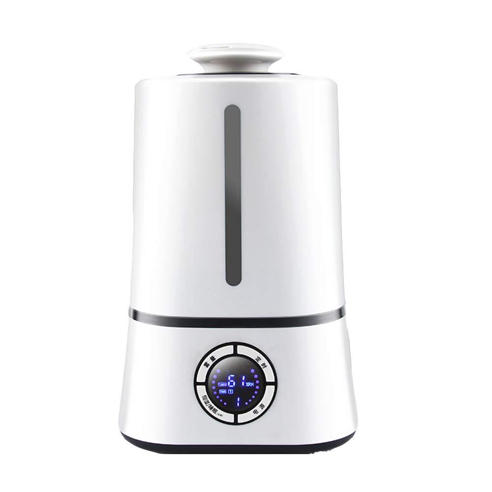 HUO,加湿器 空気の加湿器の家の静かな寝室の理性的で一定した湿気4Lの空気調節の二重浄化-19 * 32 cm (色 : A) B07NKRLS6K C C