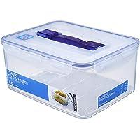 Lock & Lock HPL 883 speciale box 6,5 l met handvat en vershoudplaat
