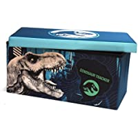 Jurassic World Storage Bench, Blue