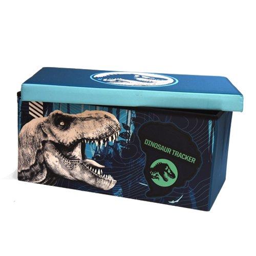 Jurassic World Storage Bench, Blue by Jurassic World
