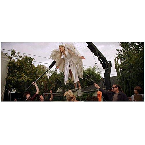 3 2 1 Frankie Go Prosper Kate Luyben as Dharma as a Hanging Angel 8 x 10 inch photo