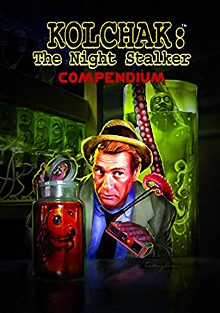 book cover of Kolchak the Night Stalker : Compendium