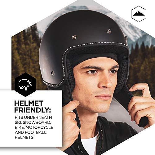 c0761d04546 Tough Headwear Sweat-Wicking Helmet Liner Cooling Skull Cap for Men   Women  - Absorbent