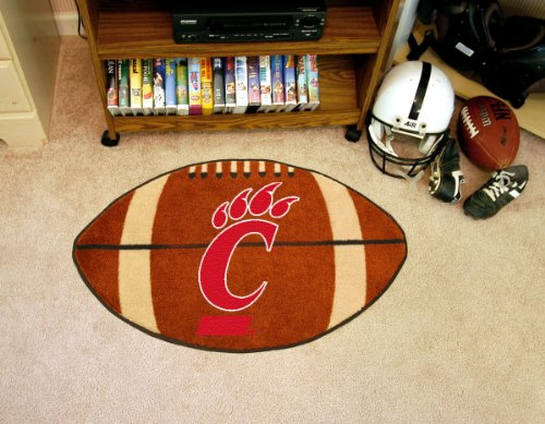 - University of Cincinnati Football Rug