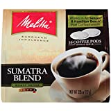 Melitta Sumatra Dark Roast Soft Pod Pack 0.22 oz