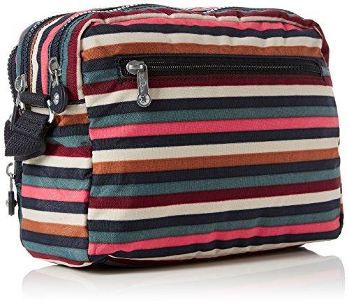 Silen multi Stripes Sacs Kipling Bandoulière Multicolore 7qw1cZxP