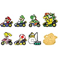 PowerA Mario Kart Collector Pins - Series 2 - Not Machine Specific