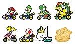PowerA Mario Kart Collector Pins - Series 2