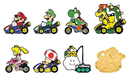 PowerA Mario Kart Collector Pins - Series 2 - Not Machine (Nintendo Pin)