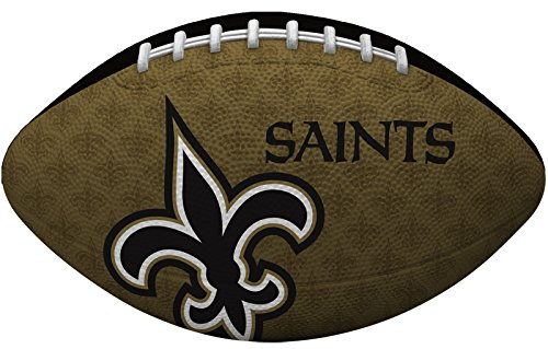 NFL New Orleans Saints Junior Gridiron F - New Orleans Saints Throwing Shopping Results