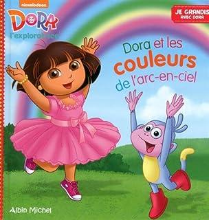 dora et les couleurs de larc en ciel - Dora Babouche