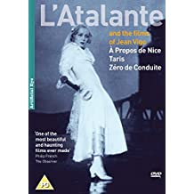 L'Atalante and the films of Jean Vigo - 2 disc set