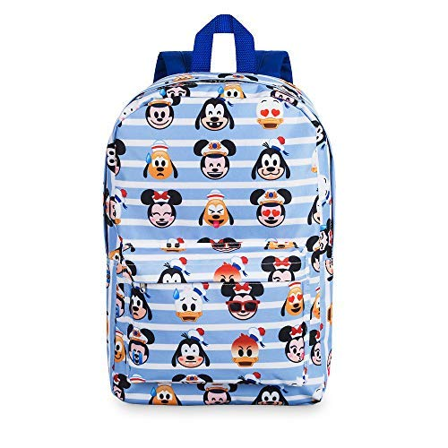 Disney Cruise Line Mickey Mouse and Friends Emoji Backpack (Mickey Mouse Line)