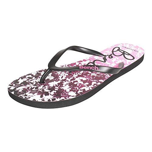 Bench womens beach sandals pink
