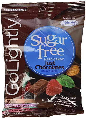 Go Lightly Sugar Free Hard Candy