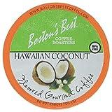 Boston's Best Single Serve K-Cup Coffee, Hawaiian Coconut, 42 Count