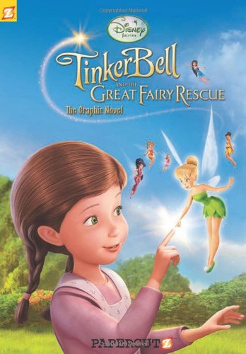 Disney Fairies: Tinker Bell and the Great Fairy Rescue, used for sale  Delivered anywhere in USA