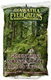 Hiawatha 100055137 Evergreens Green Decorator Moss in Resealable Bag, 410 cu. in.