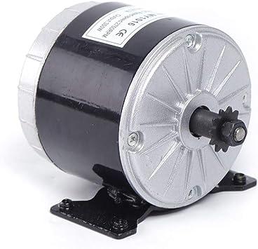 350W DC 36V MY1016 Generador de motor magnético permanente para ...