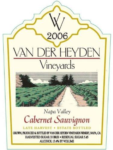 Vineyard Late Harvest - 5