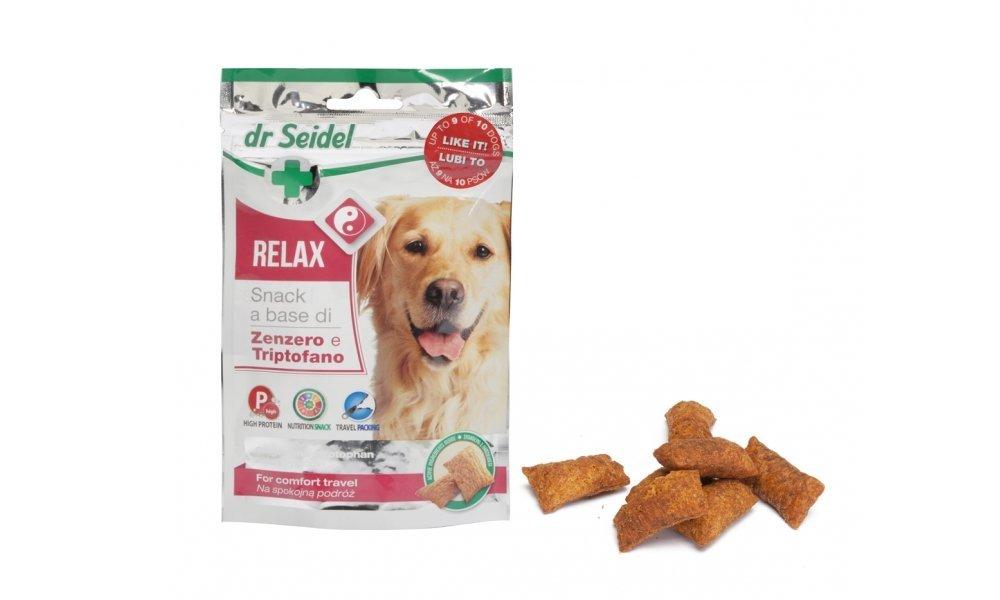 Snack para perros a base de jengibre y Triptofano - Travel Relax: Amazon.es: Bricolaje y herramientas