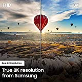 Samsung QN65Q900RBFXZA Flat 65-Inch QLED 8K Q900