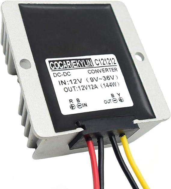 Dc Spannungsregler Auto 12v Netzteil Elektronik