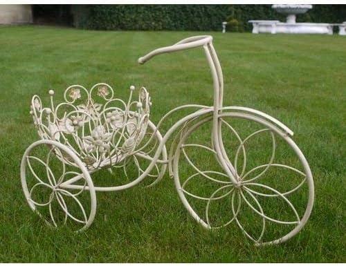 En la parte superior del foco LED doble para bicicleta de jardín ...