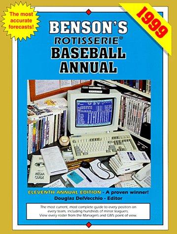 Benson's Rotisserie Baseball Annual (Benson's Baseball Annual)