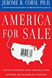 America for Sale, Jerome R. Corsi, 1439154783