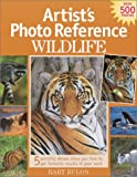 Artist's Photo Reference Wildlife, Bart Rulon, 1581801661