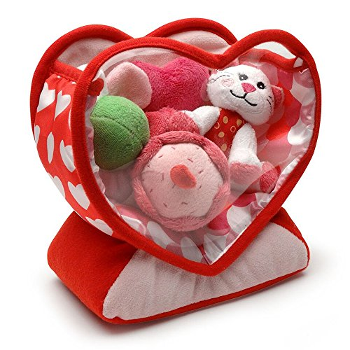 sc 1 st  Amazon.com & Amazon.com : Babyu0027s My First Valentineu0027s Day Playset u0026 Gift Idea : Baby
