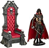 Hot Toys Movie Master Piece: Space Pirate Captain Harlock - Captain Harlock with Throne of Arcadia by Space Pirate Captain Harlock