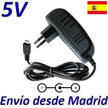 Cargador Corriente 5V Reemplazo Asian Power Devices WA-15I05R Recambio Replacement: Amazon.es: Electrónica