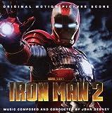 Iron Man 2: Original Motion Picture Score Soundtrack Edition (2010) Audio CD