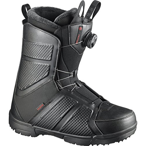 Salomon Faction BOA Snowboard Boots 2018 Black 10