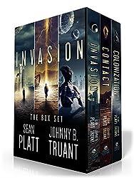 Alien Invasion Box Set: Books 1-3