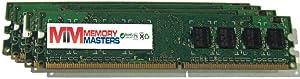 4GB Memory Upgrade for Dell Dimension E521 Desktop PC 4 X 1GB DDR2 Non-ECC PC2-6400 240 pin 800MHz DIMM RAM (MemoryMasters)