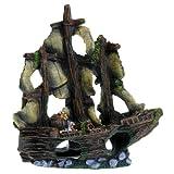 Underwater Treasures Treasure Ship