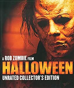 Halloween: Unrated Edition (2007) [Blu-ray]