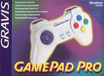 GRAVIS GAMEPAD PRO GAMEPORT DRIVERS FOR WINDOWS DOWNLOAD
