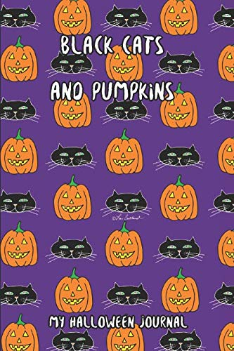 Black Cats And Pumpkins: My Halloween Journal