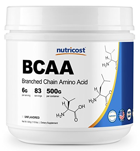 Nutricost BCAA Powder Quality Branched product image