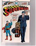 Superman No. 296 Feb. 1976 (