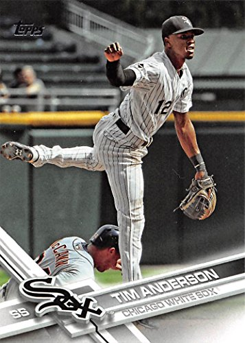 2017 Topps #148 Tim Anderson White Sox
