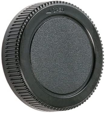 Rear Lens Cap for Olympus Micro Four Thirds Lenses Dot Line Corp