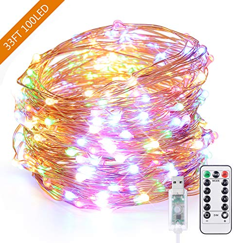 Indoor Outdoor Led Christmas Lights in US - 4